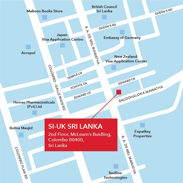 SI-UK Colombo