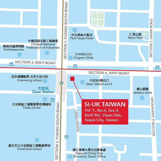 SI-UK Taipei