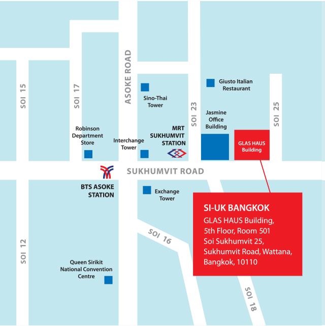 SI-UK Bangkok